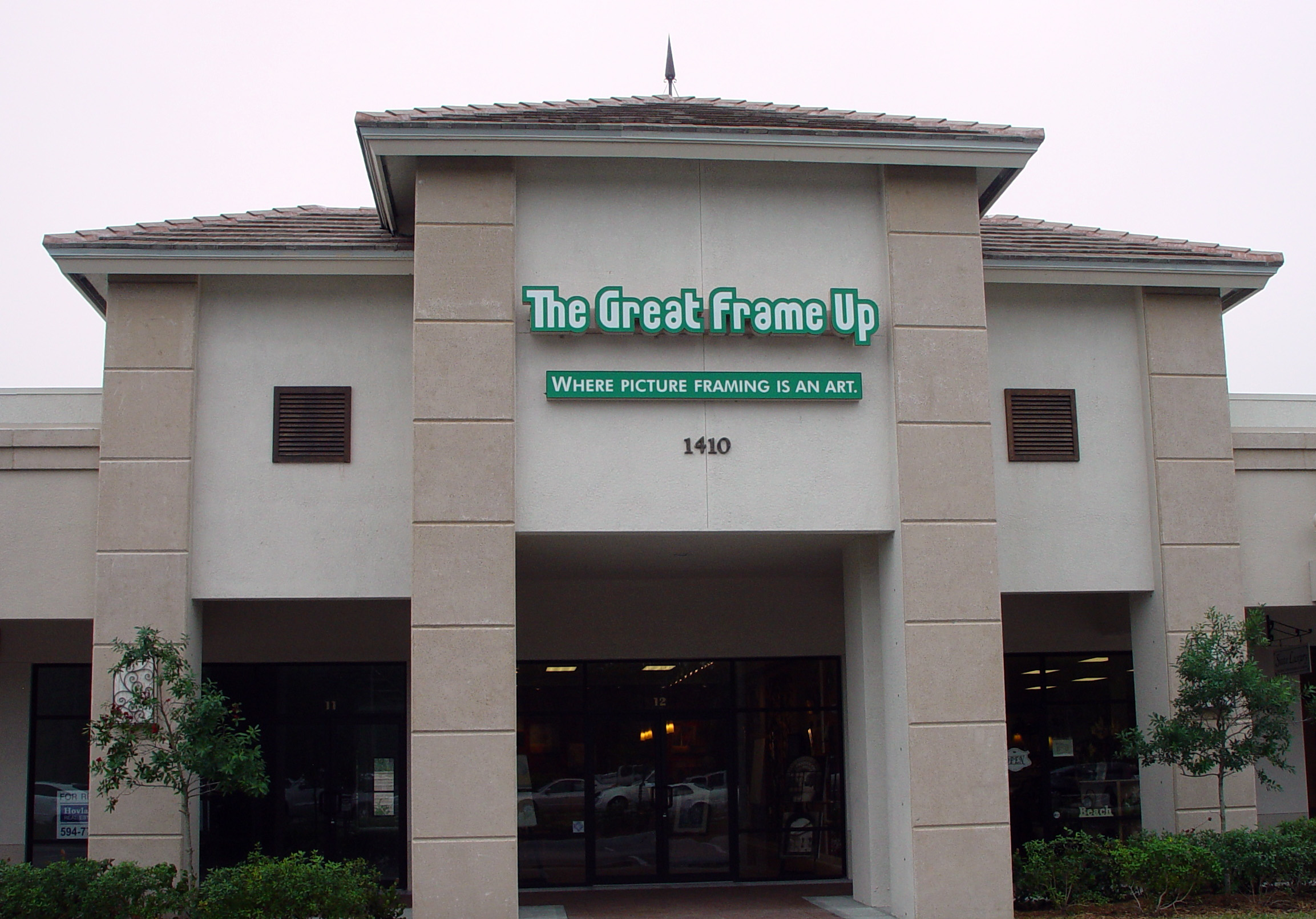 Franchise Opportunities - The Great Frame Up