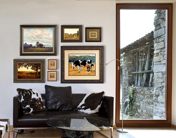 tips for lighting your artwork the great frame up